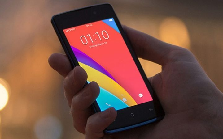 Oppo Joy Plus is a budget phone ColorOS 2.0