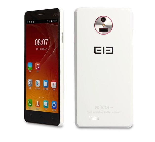 "P3000s - inexpensive ""perfection"" of Elephone"