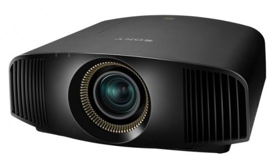 Projector Sony VPL-VW300ES review