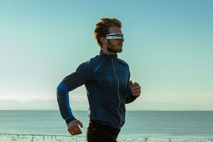 Recon Jet - smart glasses for fitness