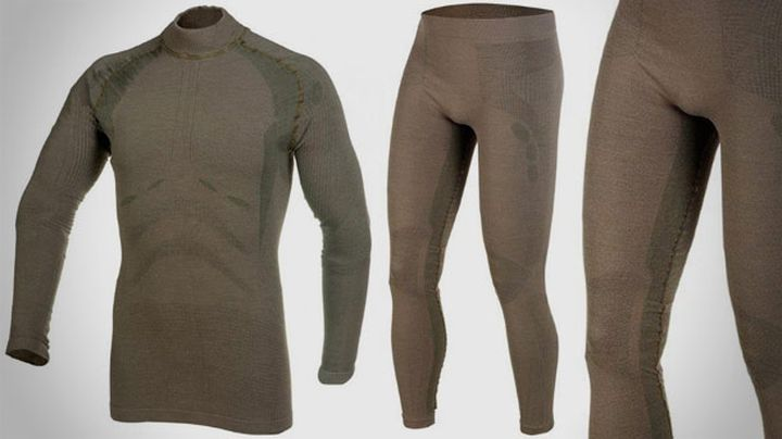 S.O.D. GEAR presented a new collection refractory thermal underwear