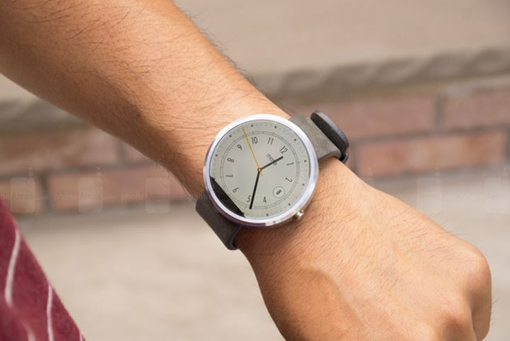 "Smelt - the next generation of ""smart"" watches Motorola"