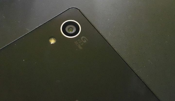 "Sony Xperia Z4: the new ""spy"" photos"