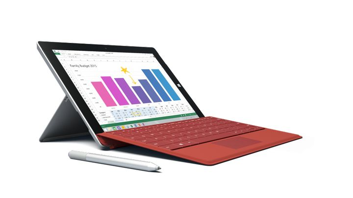 Surface 3: a new 499-dollar tablet from Microsoft