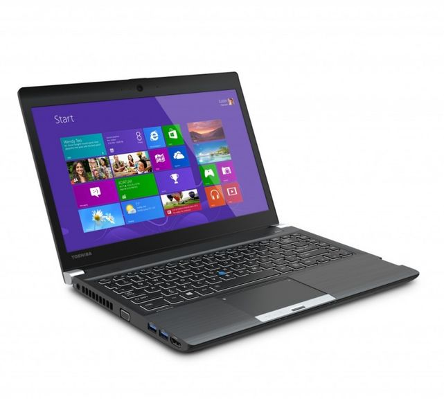 Toshiba Portege R30: ultra-portable and full-featured laptop