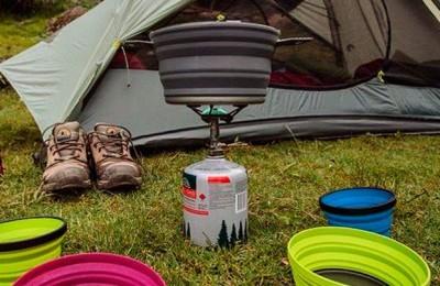 Sea to Summit X-Kettle - new folding travel kettle