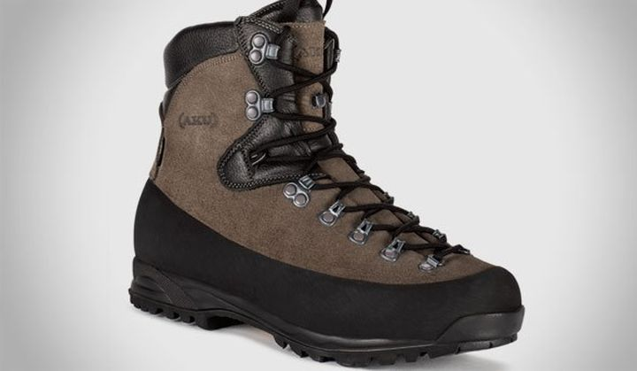 AKU KS Schwer 14 GTX N rugged mountain-field shoes