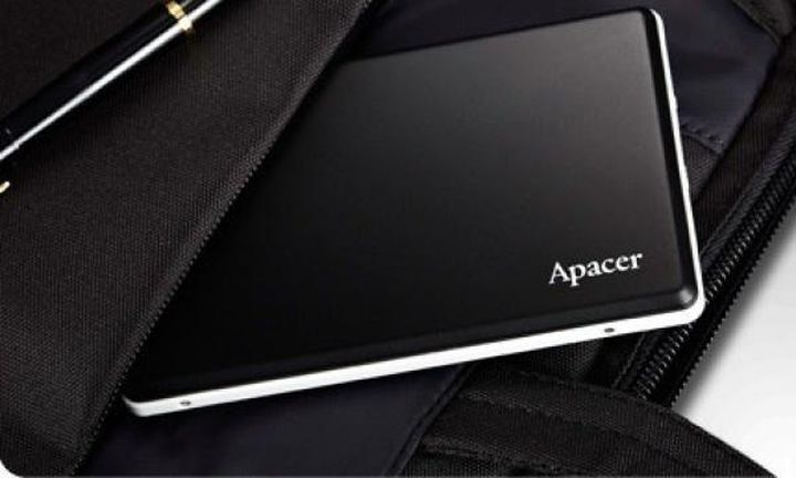 Apacer AC330 a new portable HDD with USB 3.0 support