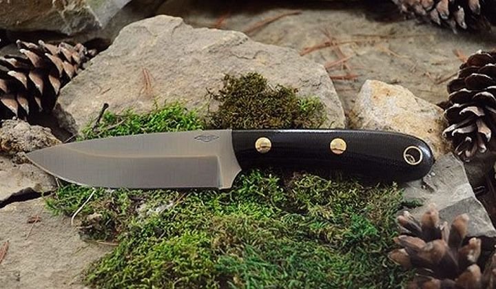 BHK Patriot Scout a new line of knives for hunting