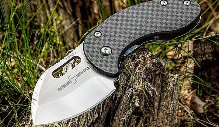 Böker Plus Nano Decade Edition small folding knife