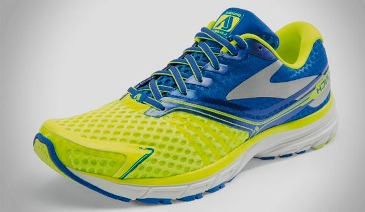 Brooks Launch 2 a new generation of sneakers