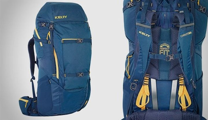 Catalyst new line of hiking backpacks from Kelty