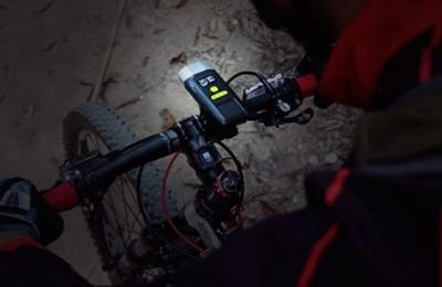 Fenix BC30R bright new bicycle flashlight