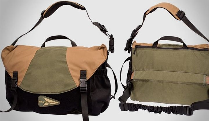 FirstSpear Approach - a new bag for travel and everyday use