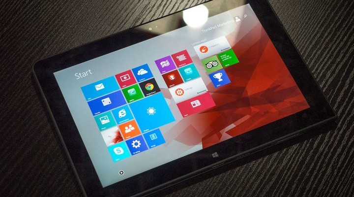 First impressions of the new Lenovo ThinkPad 10