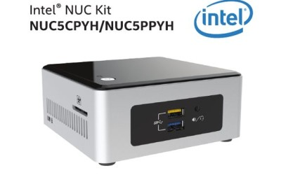 Intel introduced two new NUC
