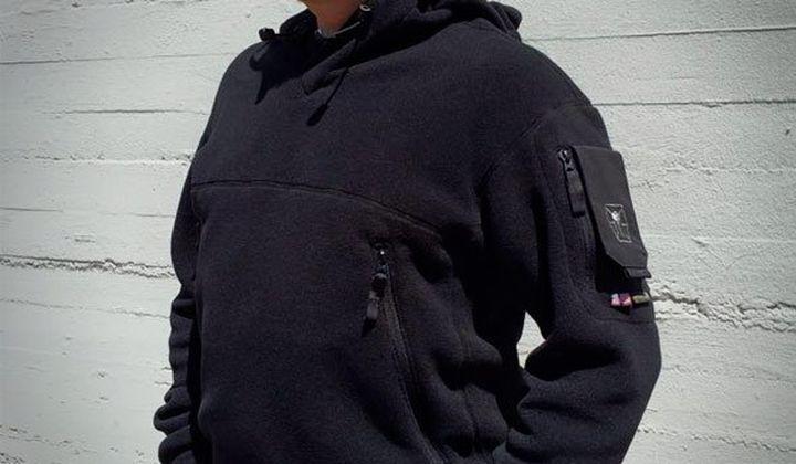 Kitanica American Hoodie a new fleece jacket