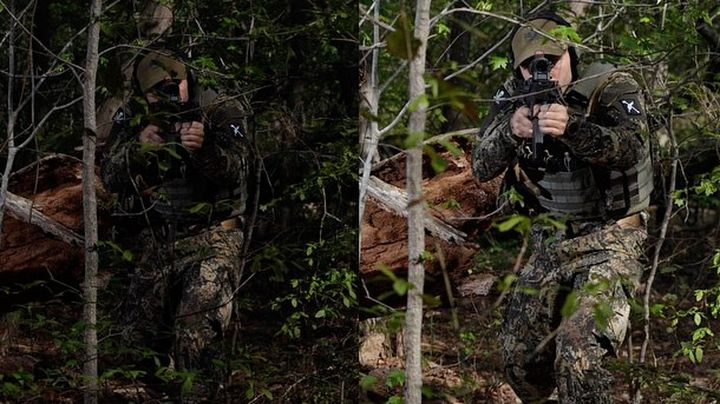 LBX Tactical Caiman a new woodland camouflage on sale soon