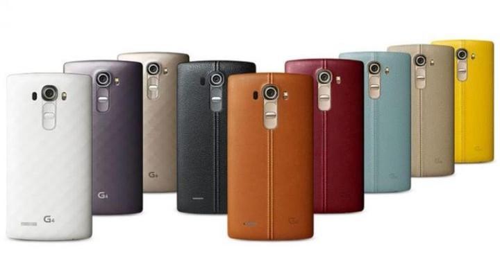 LG G5 get a great scanner iris