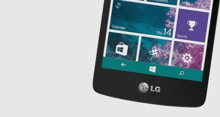 LG Lancet a new phone running Windows Phone 8.1