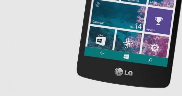 LG Lancet a new phone running Windows Phone 8.1