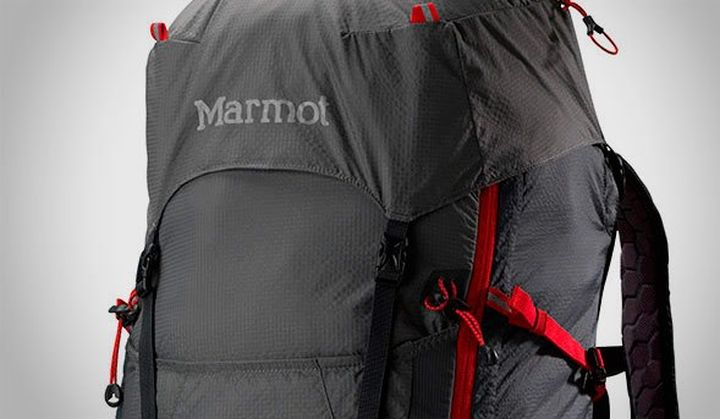 Marmot Kompressor Verve 52 new travel backpack