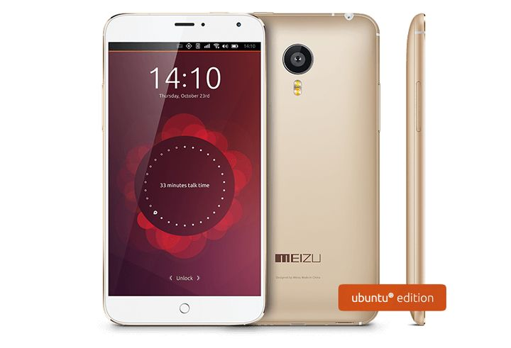 Meizu MX4 Ubuntu Edition Now Available for $ 290