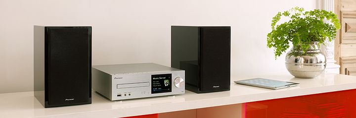 Microsystems of the Pioneer X-HM82 review