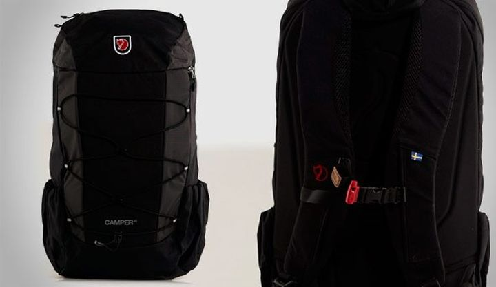 New series of one-day backpack Fjällräven Skule