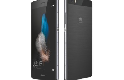 An official announcement of the elite Huawei P8 Lite