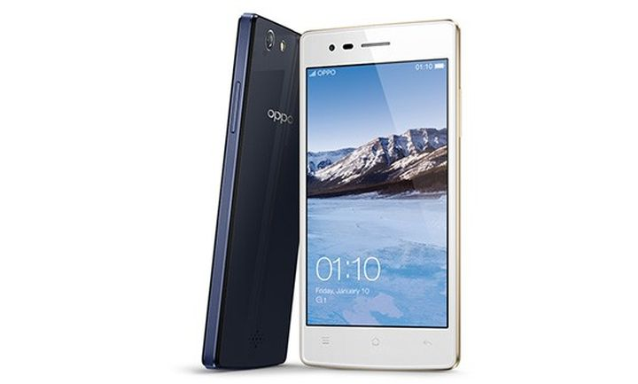Oppo Neo 5S a new 4.5-inch smartphone