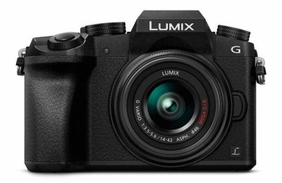 Panasonic Lumix G7 - excellent mirrorless cameras