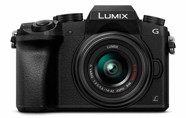 Panasonic Lumix G7 - excellent mirrorless cameras