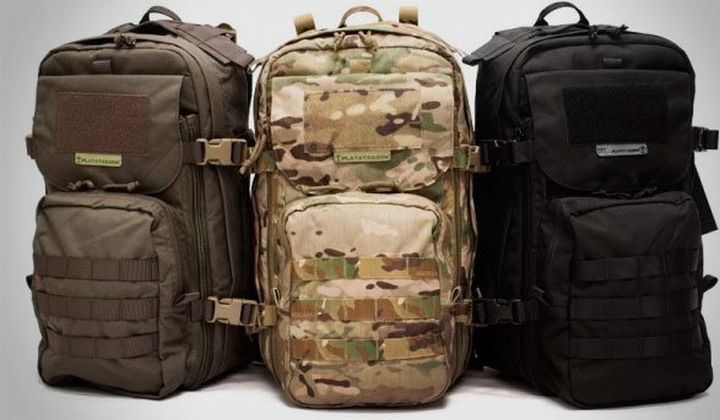 Platatac BF Pack a new daily assault backpack