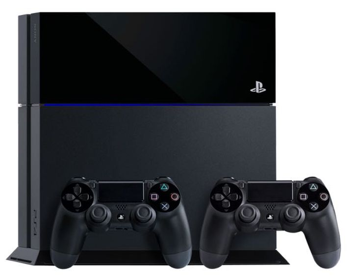 PlayStation 4 game console sales reached a peak of 22.3 Million