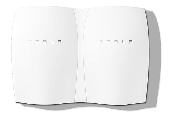 Powerwall a new battery for the house by Tesla