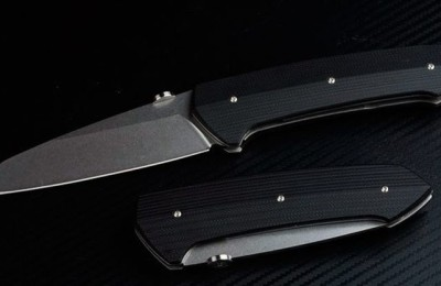 Real Steel H9 everyday pocket knife