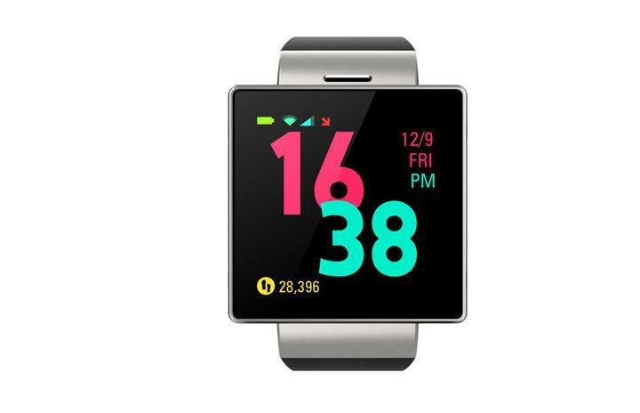 Rockioo a new waterproof phone as a watch