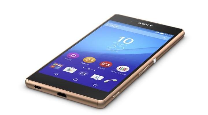 Sony has introduced international phone Sony Xperia Z3 +