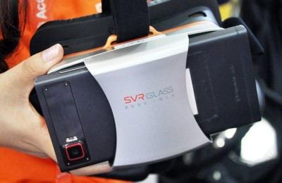 SVR Glass: Virtual Reality for $ 50