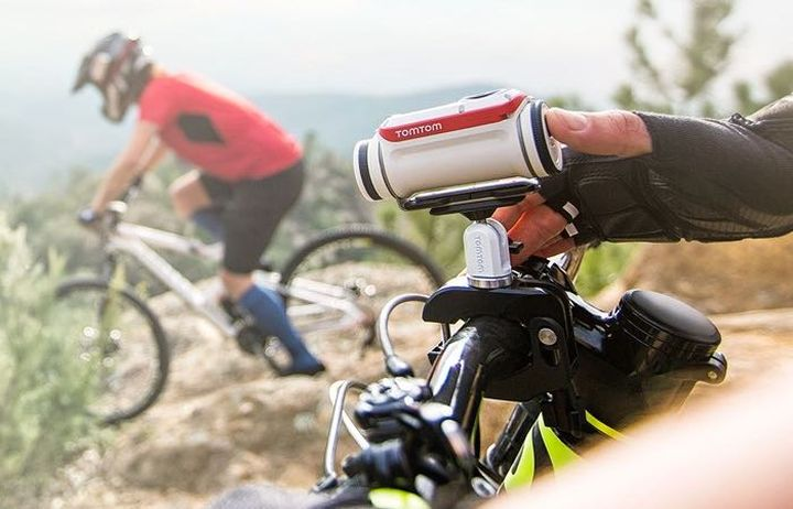 TomTom Bandit a new action camera for extreme sports
