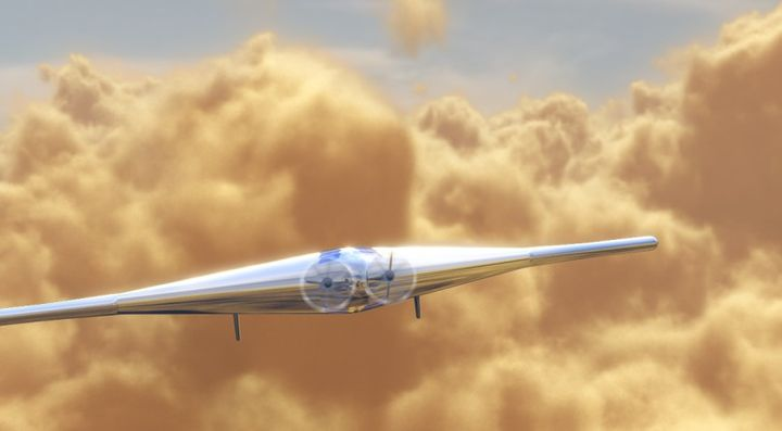 VAMP a new aircraft for the study of Venus