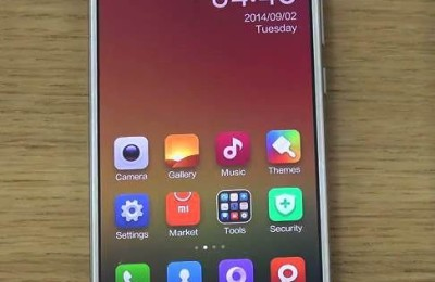 Xiaomi Mi5 installed chipset Snapdragon 820
