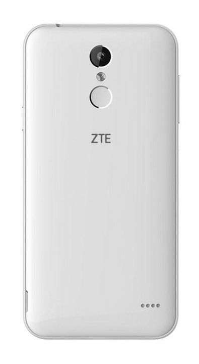 ZTE Xiao Xian 2 a new low-cost smartphone with fingerprint scanner