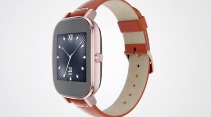 Announced smart watches Asus ZenWatch 2
