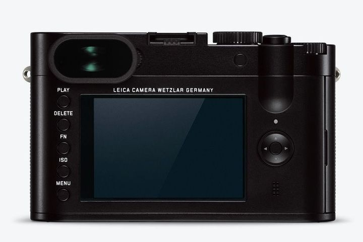 The announcement of Leica Q (Typ 116) - Full-frame compact camera for the connoisseurs