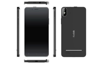 Began selling smartphone Kodak IM5 in Europe