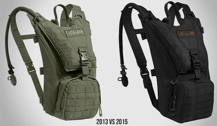 Camelbak completely renovates a series of Assault Backpack