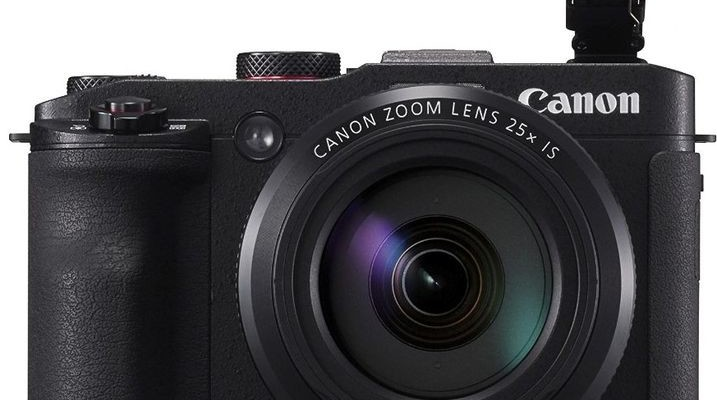 Canon PowerShot G3 X with an incredibly powerful zoom