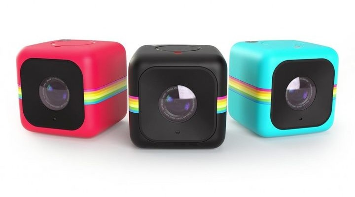Cube +: an updated action camera from Polaroid
